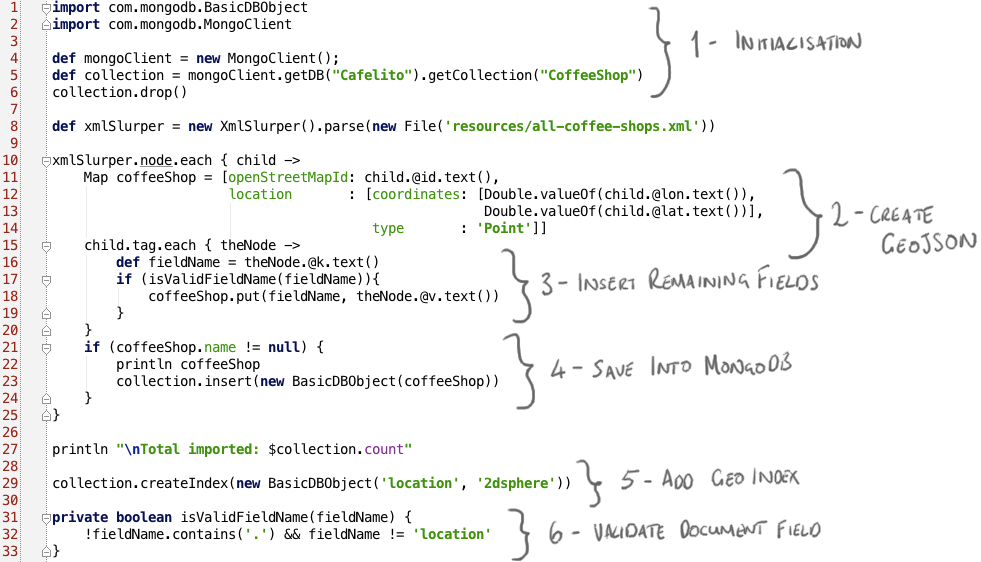 Using Groovy To Import XML Into MongoDB - DZone Java